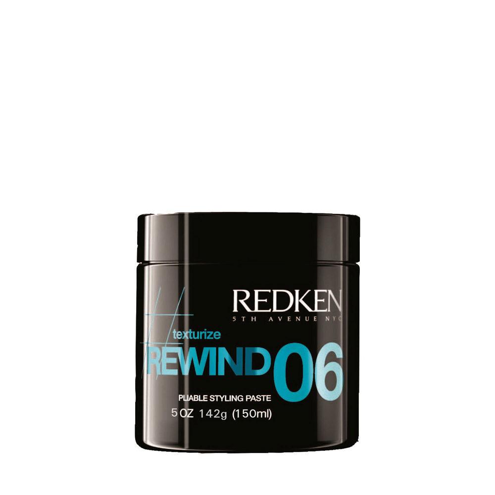 Redken Texturize Rewind 06, 150ml