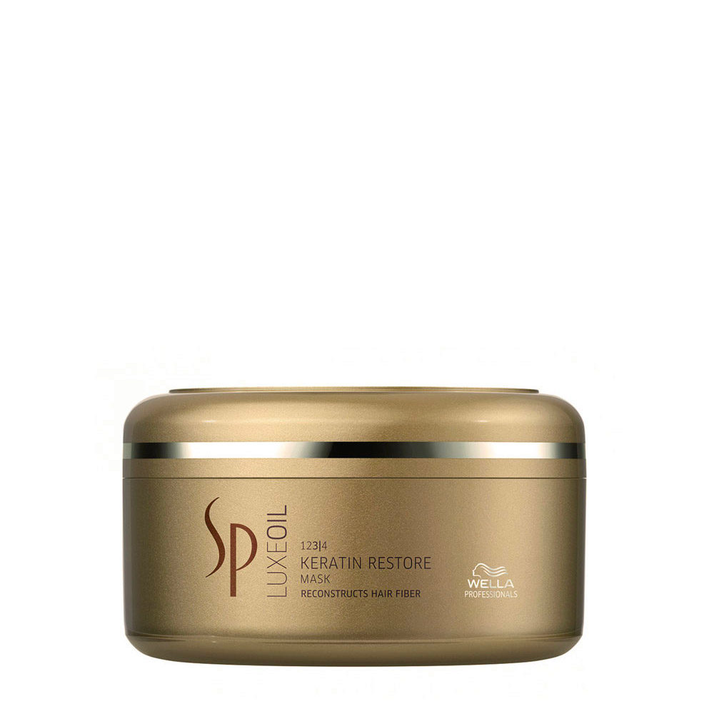 Wella SP Luxe Oil Keratin Restore Mask 150ml - mascarilla con keratina