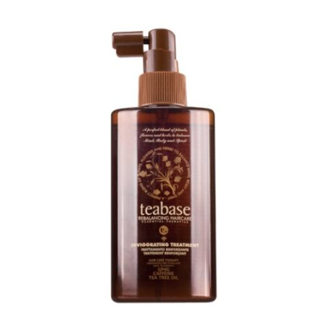 Tecna Teabase aromatherapy Invigorating treatment 150ml