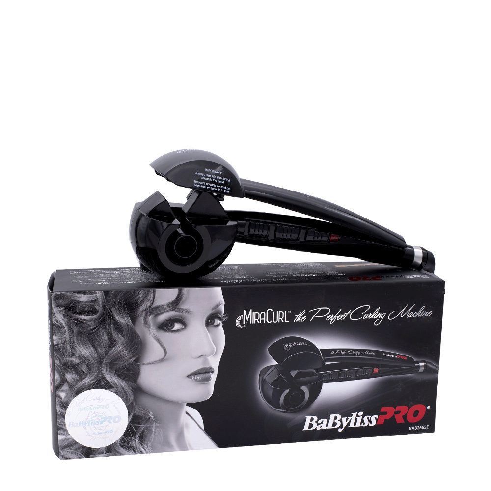 Babyliss Pro BAB2665E MiraCurl The Perfect Curling Machine