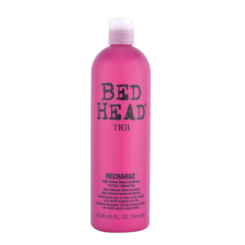 Tigi Bed Head Recharge Conditioner 750ml - Acondicionador Para un Brillo de Alto Octanaje