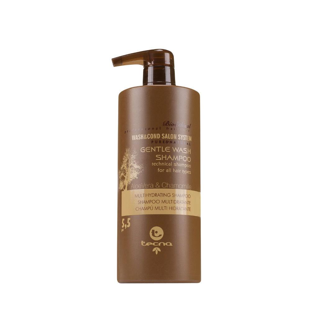 Tecna Gentle Wash Shampoo 750ml