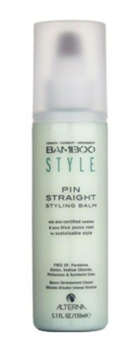 Alterna Bamboo Style Pin straight styling balm 150ml