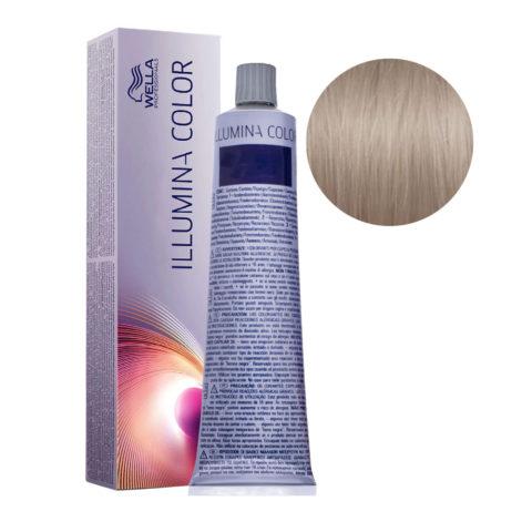 8/69 Rubio claro violeta ceniza Wella Illumina Color 60ml