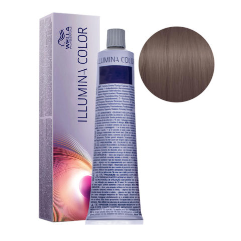 6/16 Rubio ceniza violeta oscuro Wella Illumina Color 60ml