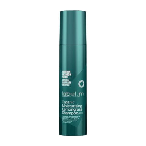 Label.M Organics Moisturising lemongrass shampoo 200ml