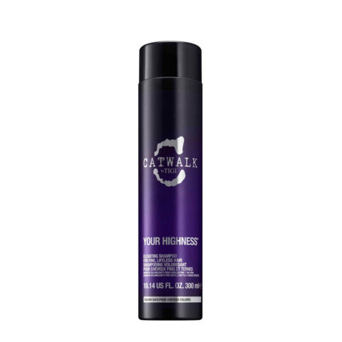 Tigi CatWalk Your Highness Elevating Shampoo 300ml - champù volumizador