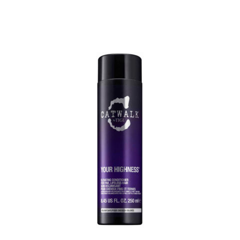 Tigi CatWalk Your Highness Elevating Conditioner 250ml - acondicionador volumizador