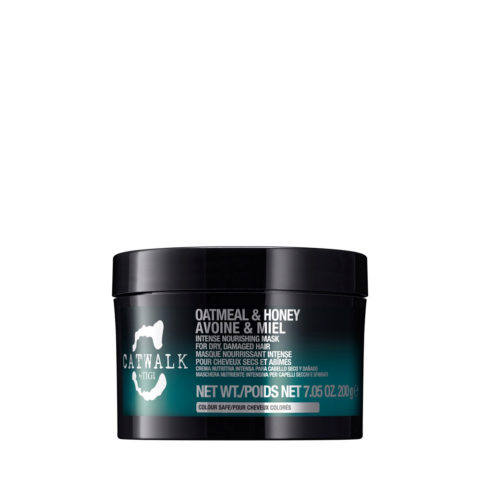 Tigi Catwalk Oatmeal & Honey mask 200gr - mascarilla avena y miel