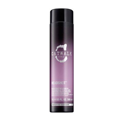 Tigi Catwalk headshot Reconstructive shampoo 300ml - champù de reestructuración