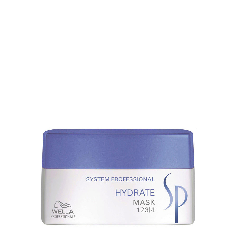 Wella SP Hydrate Mask 200ml - mascarilla hidratante