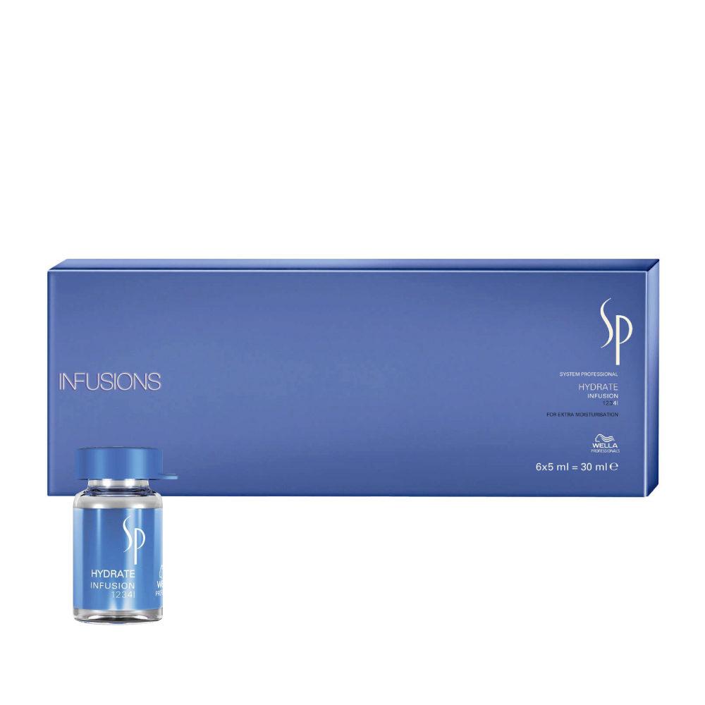 Wella SP Hydrate Infusion 6x5ml - ampollas hidratantes