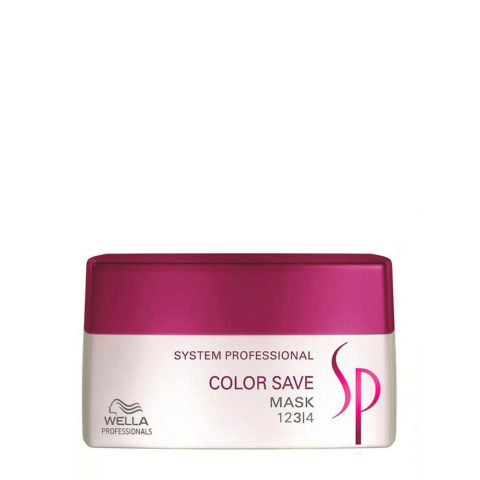 Wella System Professional Color Save Mask 200ml - mascarilla cabellos teñido