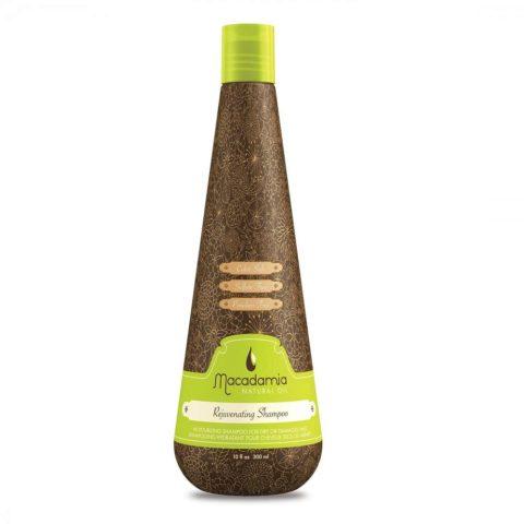 Macadamia Rejuvenating shampoo 300ml - Champú hidratante con aceite de Macadamia