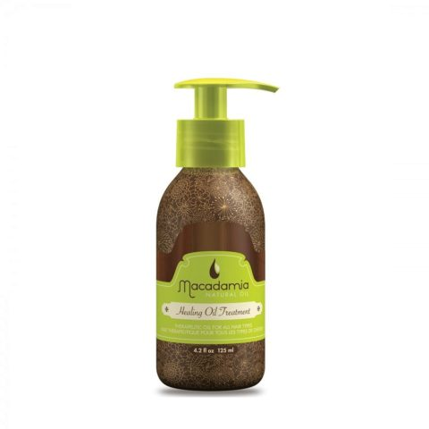 Macadamia Healing oil treatment 125ml - Tratamiento de aceite reparador