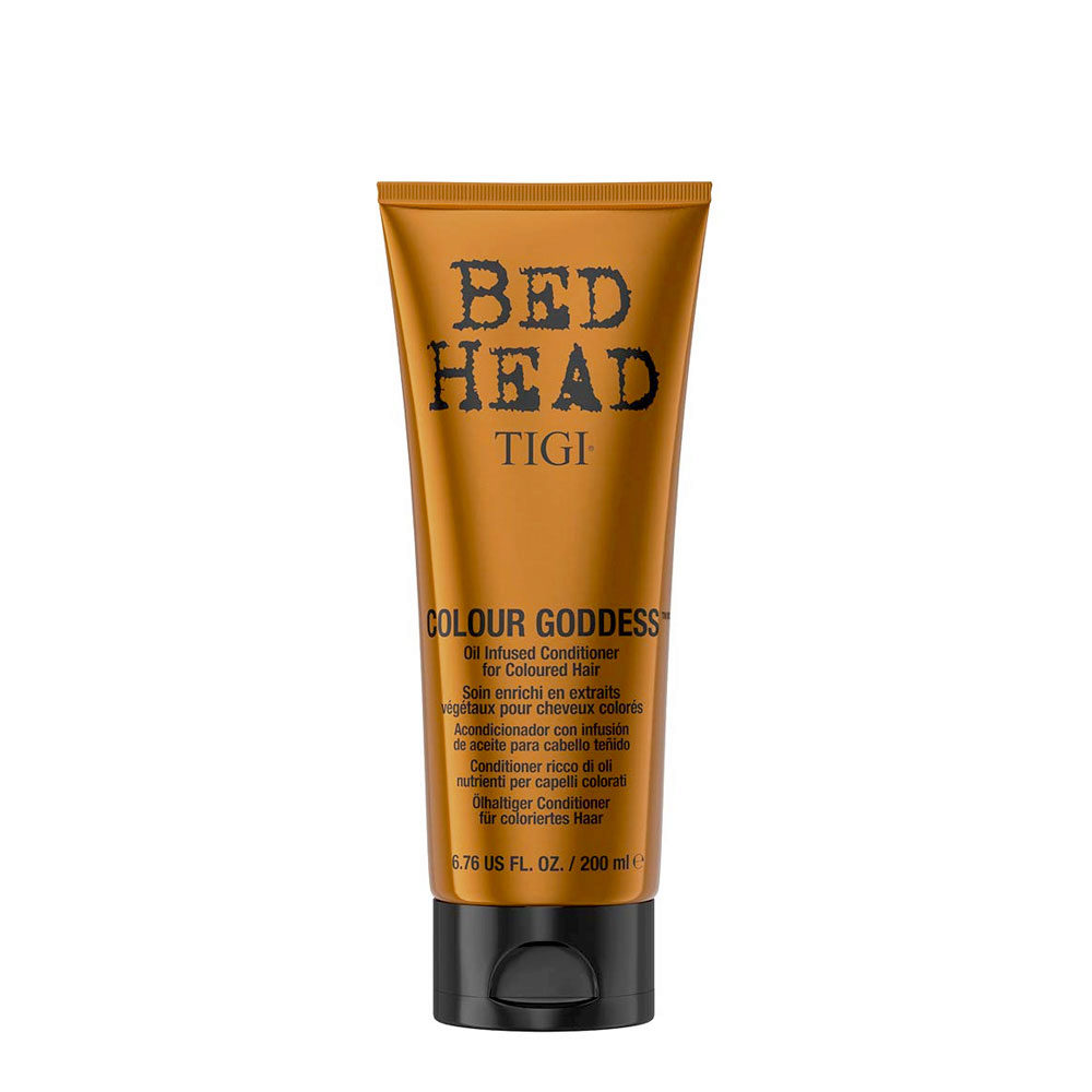 Tigi Bed Head Colour Goddess Oil infused Conditioner 200ml - Acondicionador con Infusion de Aceite