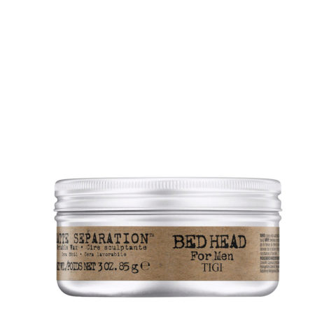 TIGI Bed Head Men Matte Separation Wax 85gr - cera dòcil