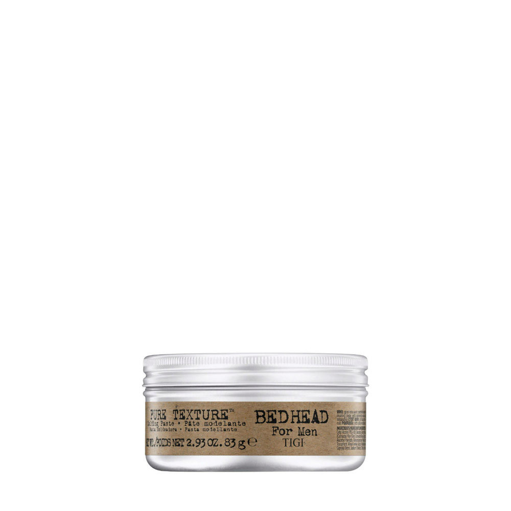 TIGI Bed Head Men Pure Texture Paste 83gr - Pasta Moldeadora