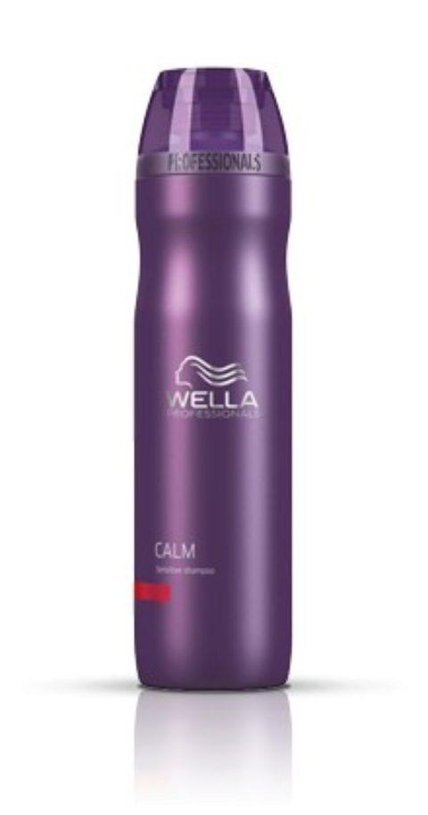 Wella Balance Calm shampoo 250ml - champú lenitivo