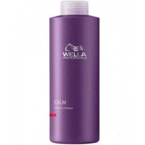 Wella Balance Calm shampoo 1000ml - champú lenitivo