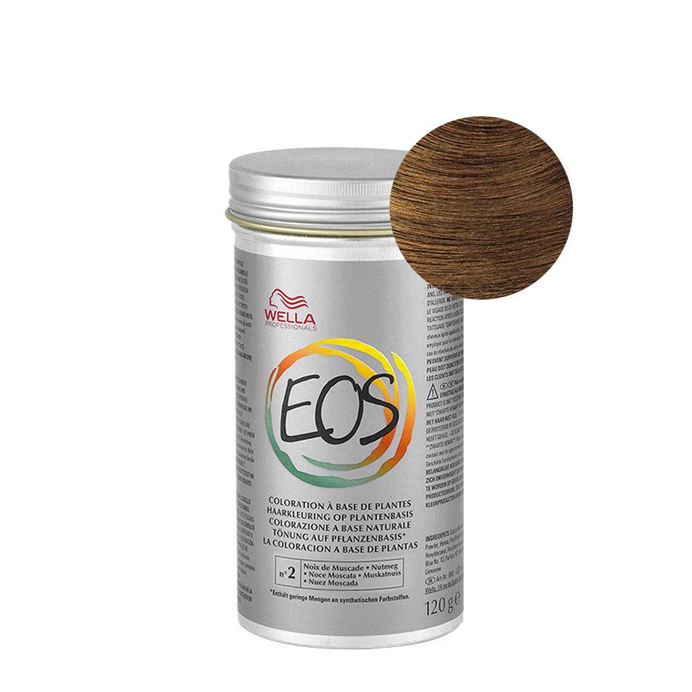 Wella EOS Color Nuez Moscada 120gr