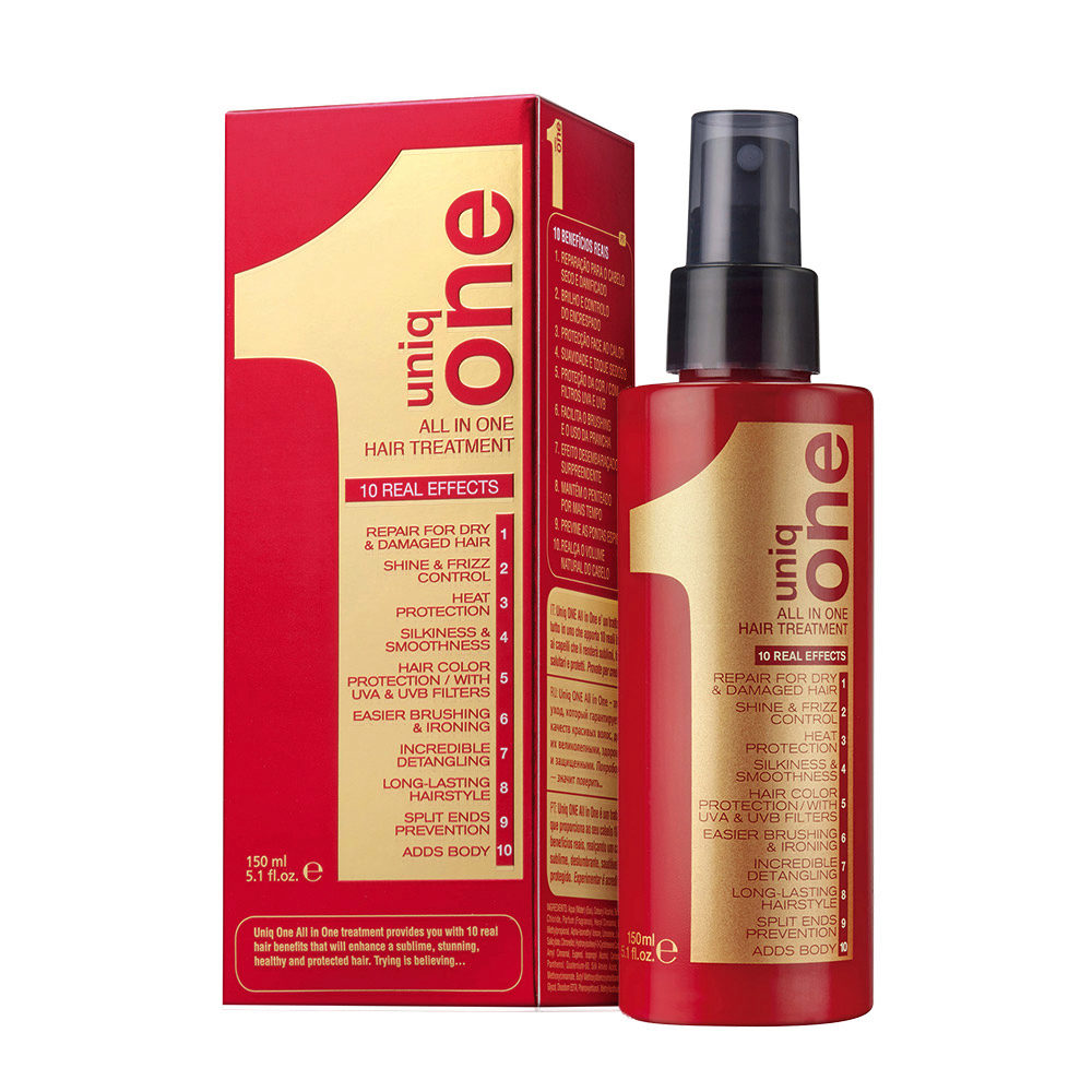 Uniq one All in one hair treatment Spray 150ml - tratamiento todo en 1