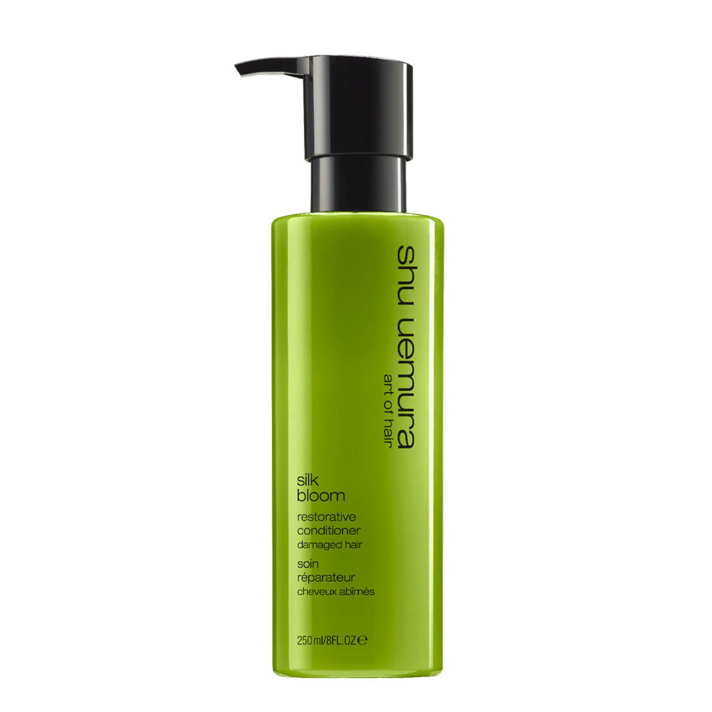 Shu Uemura Silk Bloom Conditioner 250ml - crema acondicionador reparador