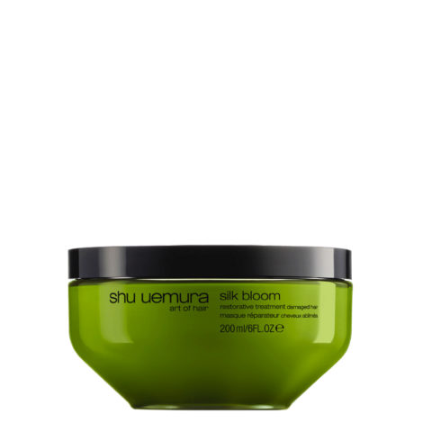 Shu Uemura Silk Bloom Masque 200ml - Mascarilla Nutritiva y Reparadora