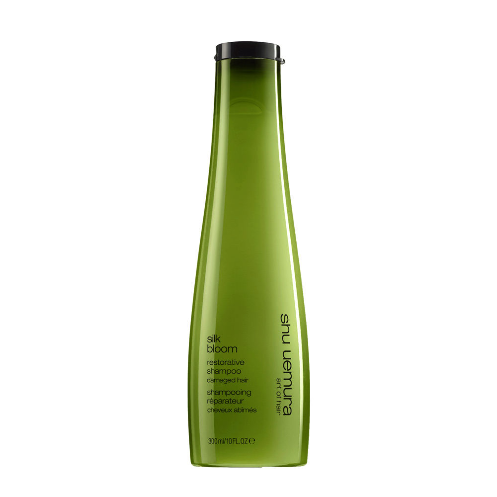 Shu Uemura Silk Bloom Shampoo 300ml - champù de reestructuración