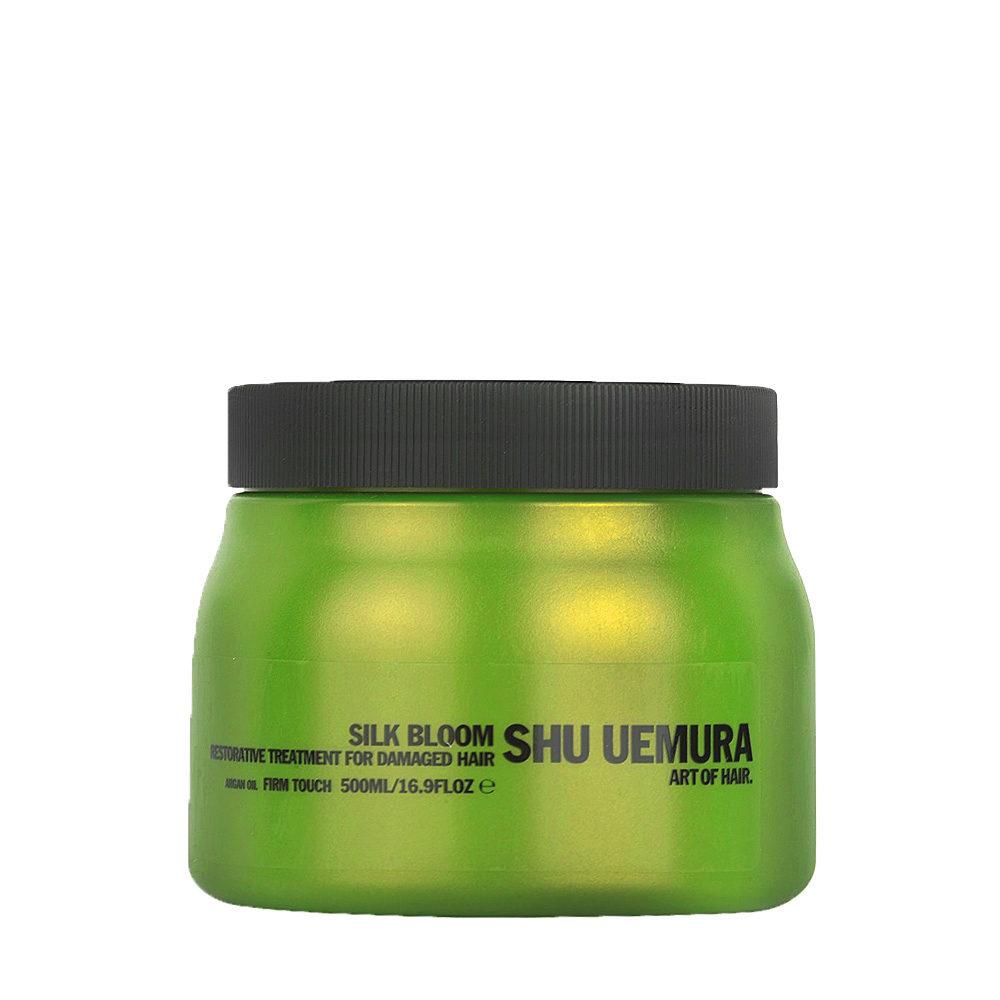 Shu Uemura Silk Bloom Masque 500ml - Mascarilla Nutritiva y Reparadora