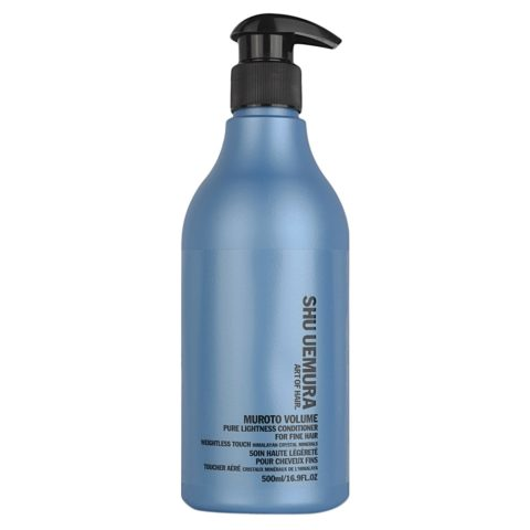 Shu Uemura Muroto Volume Conditioner 500ml - crema acondicionador volumizante