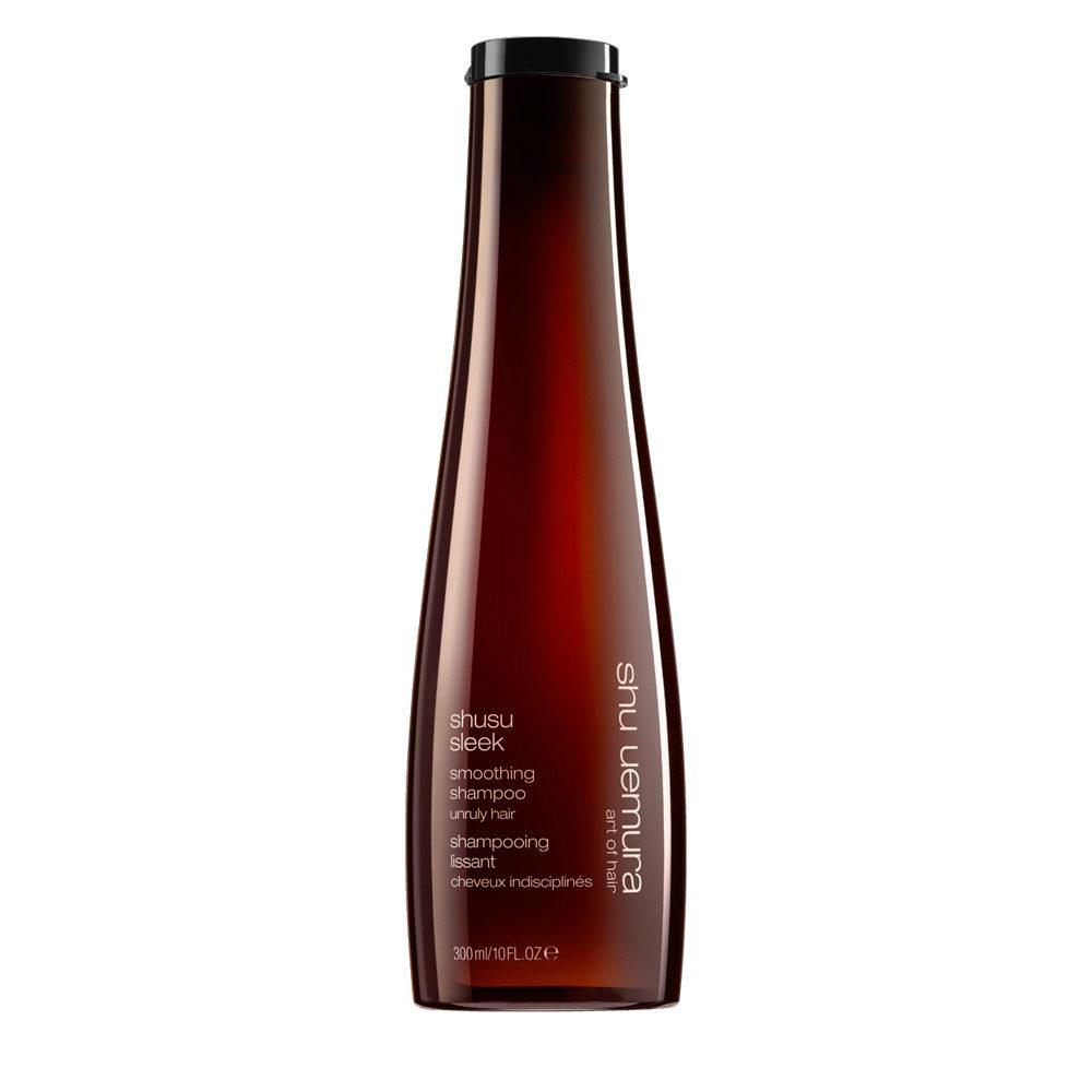 Shu Uemura Shusu Sleek Shampoo 300ml - Champú estrenante
