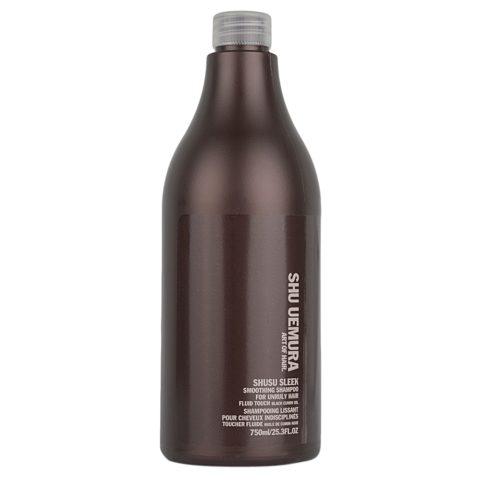Shu Uemura Shusu Sleek Shampoo 750ml - Champú estrenante