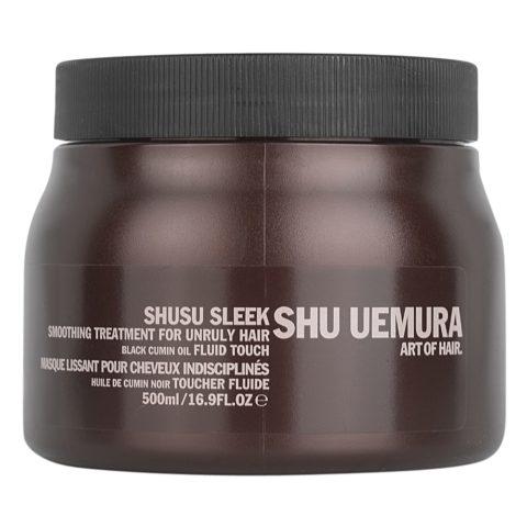 Shu Uemura Shusu Sleek Masque 500ml - mascarilla de alisado