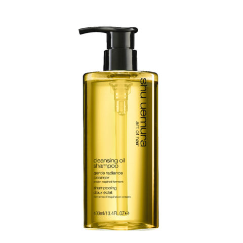Shu Uemura Cleansing oil Shampoo Gentle Radiance 400ml - Champú suave diario
