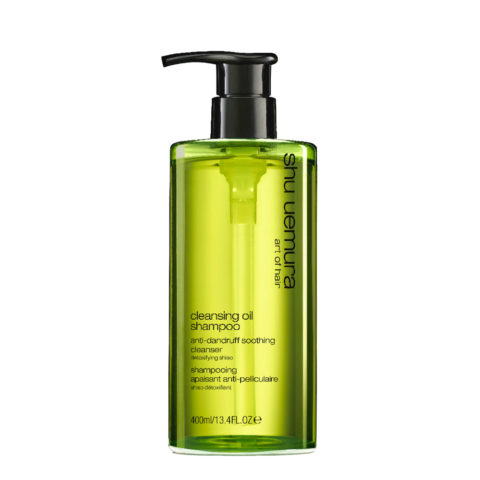 Shu Uemura Cleansing oil Shampoo Anti-dandruff 400ml - Champú Purificante Anticaspa