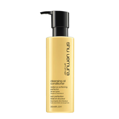 Shu Uemura Cleansing oil Conditioner Radiance Softening 250ml - Acondicionador Lucidante