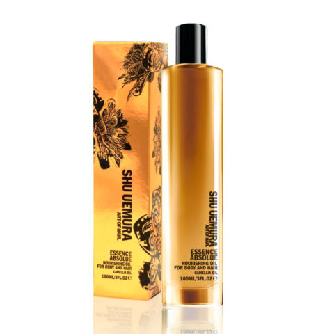 Shu Uemura Essence absolue nourishing oil for body and hair 100ml - aceite seco cabello y cuerpo