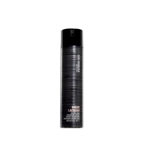 Shu Uemura Styling Sheer lacquer 300ml - espray de peinado ligero