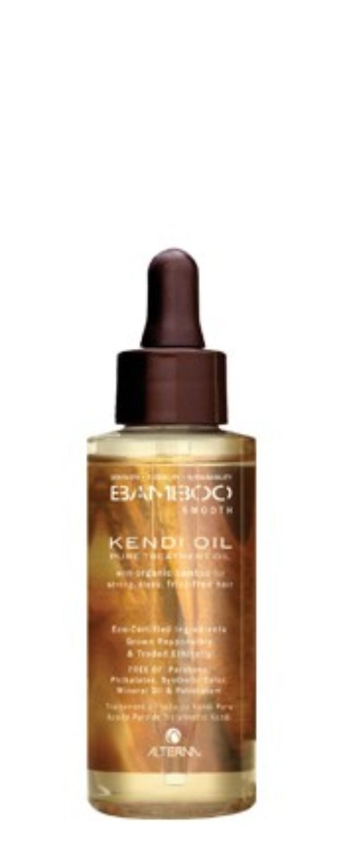 Alterna Bamboo Smooth Kendi pure treatment oil 50ml - aceite anti-encrespamiento