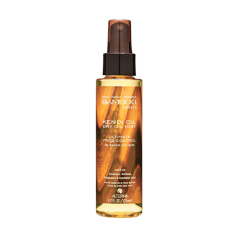 Alterna Bamboo Smooth Kendi dry oil mist 125ml - aceite