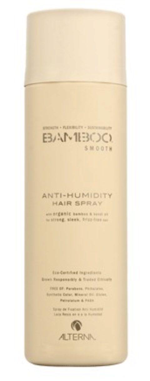 Alterna Bamboo Smooth Anti humidity hair spray 213gr