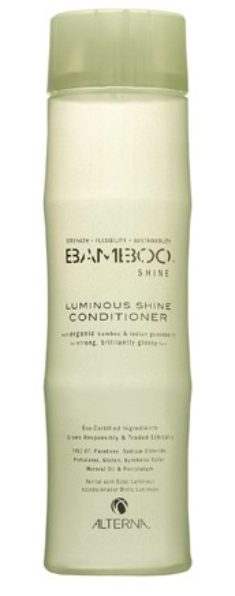 Alterna Bamboo Shine Conditioner 250ml - acondicionador que dona brillo y protección