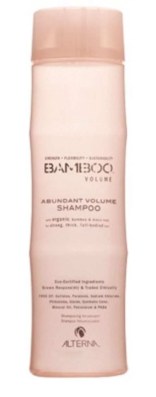 Alterna Bamboo Volume Abundant shampoo 250ml - champù volumizante