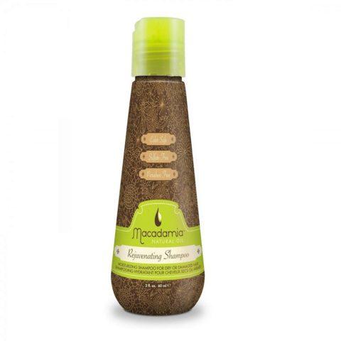 Macadamia Rejuvenating shampoo 100ml - Champú hidratante con aceite de Macadamia