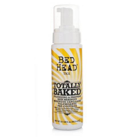 TIGI Bed Head Candy Fixations Totally Baked 207ml - espuma volumizadora