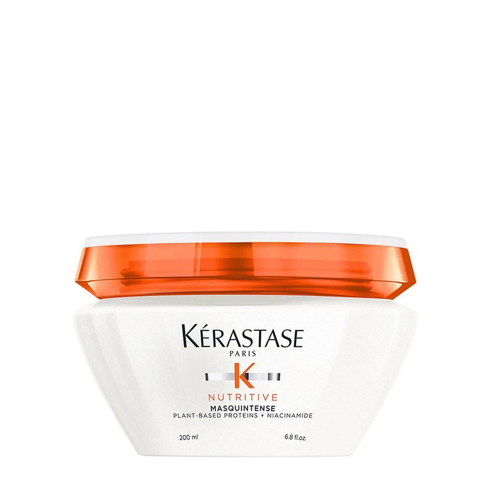 Kerastase Nutritive Masquintense Fine Hair 200ml - Mascara Nutritiva  Para Cabello Fino