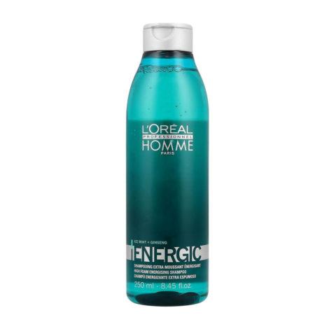 L'Oreal Homme Shampoo energic 250ml