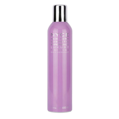 Nyce Styling Luxury tools Finishing hairspray 400ml - Laca spray fijación fuerte