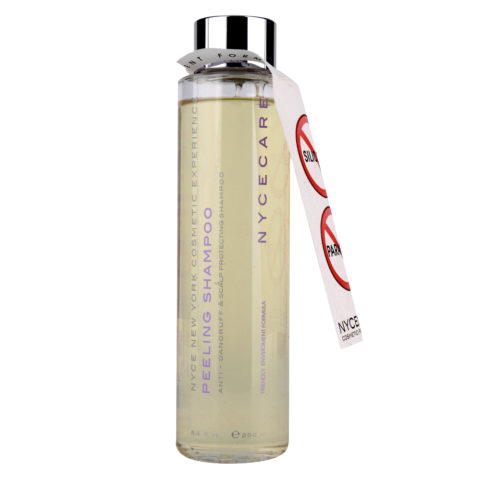 Nyce Nycecare Peeling Shampoo 250ml - Champú purificante anticaspa
